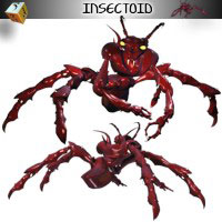 Insectoid  Simon-3D