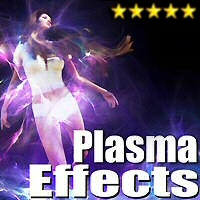 Plasma Effects 2D 3D Models designfera
