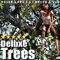 Deluxe Trees  by designfera
