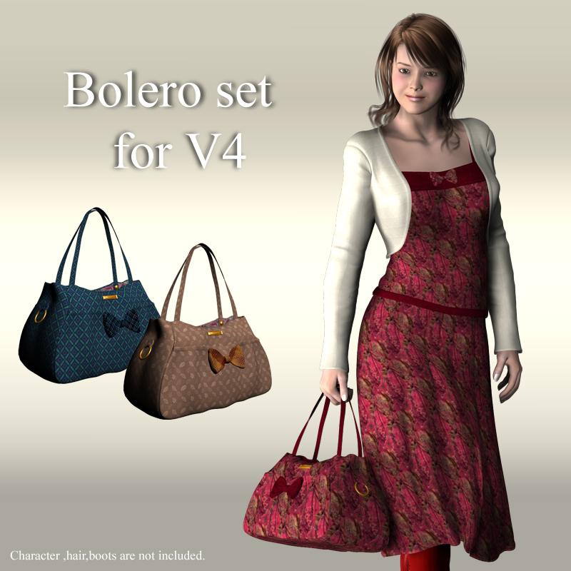 Bolero set for V4 by kobamax
