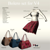 Bolero set for V4 image 2