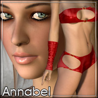 Annabel Clothing and Character for V4   outoftouch