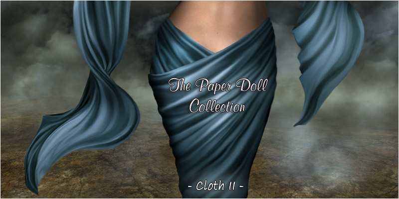 The Paper Doll Collection - Cloth II