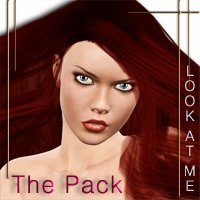 LOOK AT ME - THE PACK  nirvy