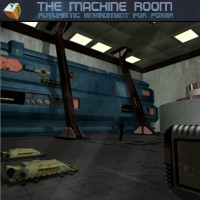 The Machine Room  Simon-3D