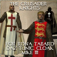 Crusader knights for Mike 3  Elsina