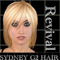 Revival for Sydney G2 hair 1  chrislenn