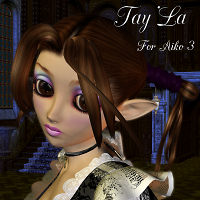 Tay'La for Aiko  by dpanzee