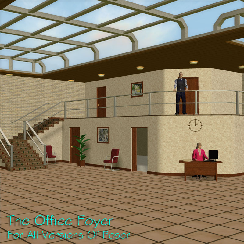 The Office Foyer
