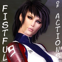 Fistful of Actions  AdamWright