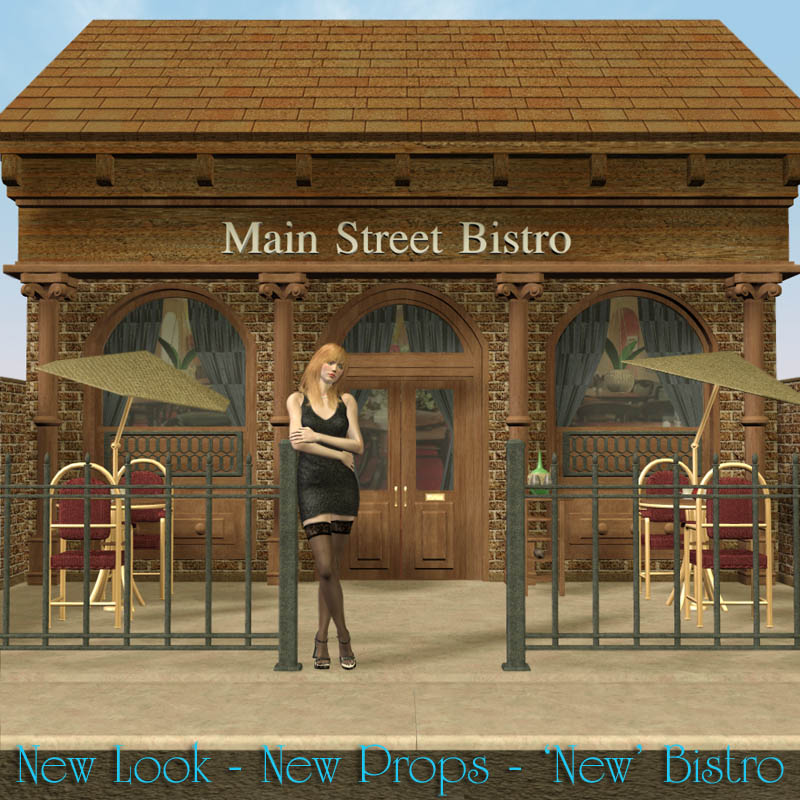 The 'New' Bistro
