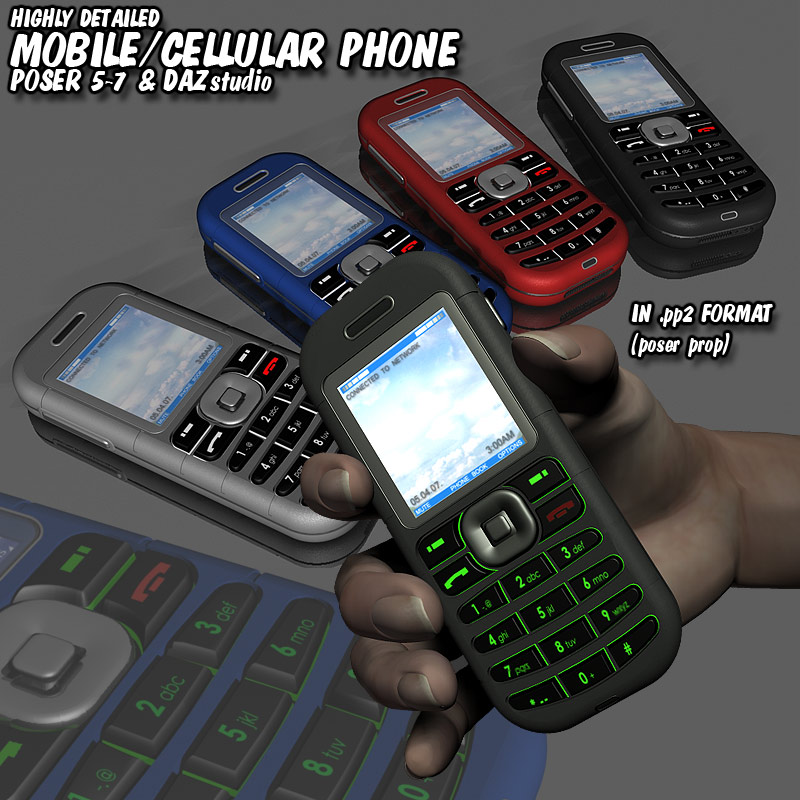 Mobile / Cellular Phone