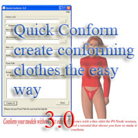 QuickConform 3.0 Software markdc