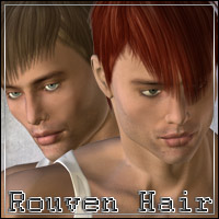 Rouven Hair   outoftouch