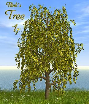 Flinks Tree 1 3D Models Flink