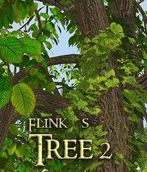 Flinks Tree2 3D Models Flink