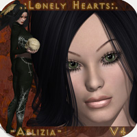 .: Lonely Hearts :. - Aelizia - by Christel