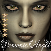 Demonic Angel 3D Figure Essentials ChristineG