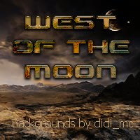 West Of The Moon 3D Models 2D Graphics didi_mc