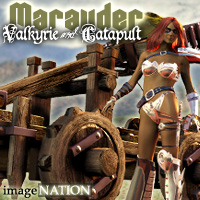 Marauder: Catapult & Valkyrie Megapak by winnston1984