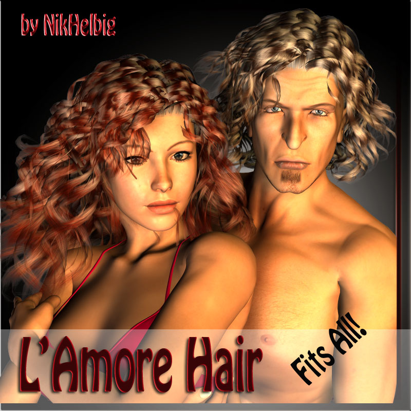 L'Amore Hair by NikHelbig