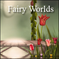 Fairy Worlds  2D 3D Models Makena