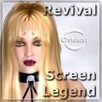 Revival for Screen Legend 2 hair  chrislenn
