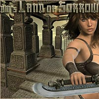 DM's Land of Sorrow 3D Figure Essentials 3D Models DM