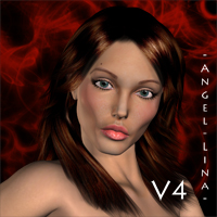Angel-Lina for V4  by cole4965