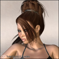 °Total Updo 2 Shades° Textures for Total Updo 2 by Lisbeth image 1