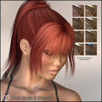 °Total Updo 2 Shades° Textures for Total Updo 2 by Lisbeth image 2