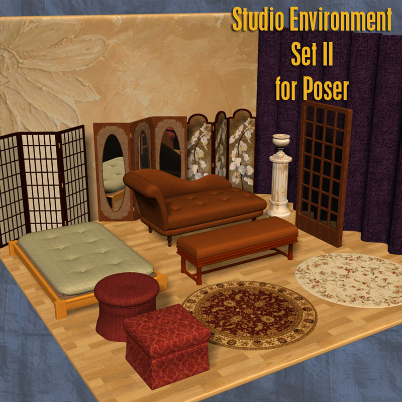 Studio Environment Set II