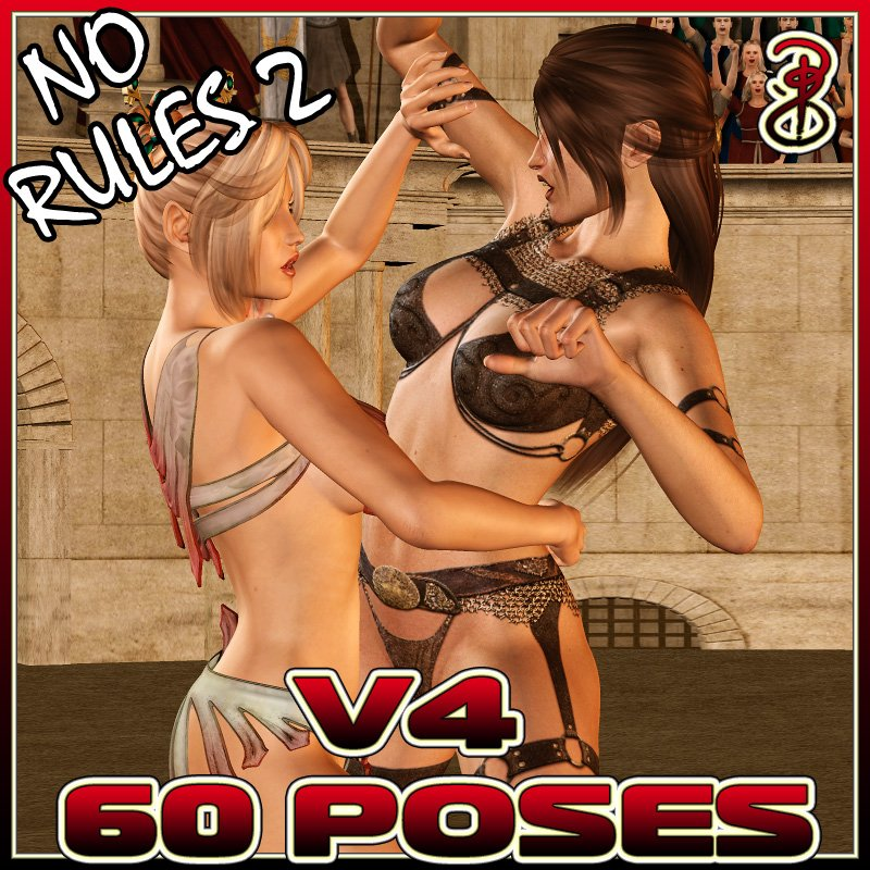 Catfight!  No Rules 2