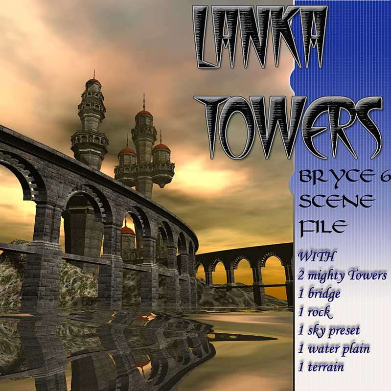 LANKA TOWERS