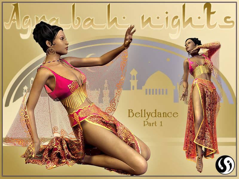 Agrabah Nights: V4 Bellydance part 1