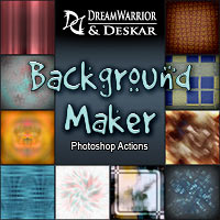 DD - Background Maker - PS Actions 2D DreamWarrior