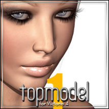 Topmodel Kit for V4 - Poses, Character, Props, Lights 3D Figure Assets 2D Graphics 3D Lighting : Cameras outoftouch