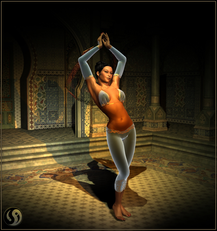 Agrabah Nights: BellyDance Poses