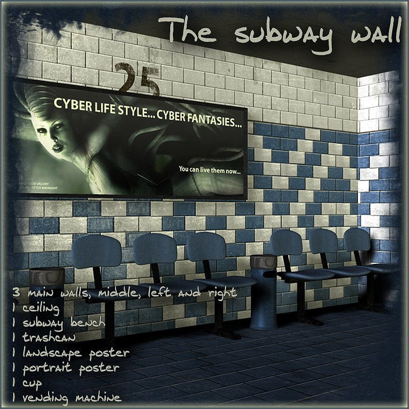 The Subway Wall Kit