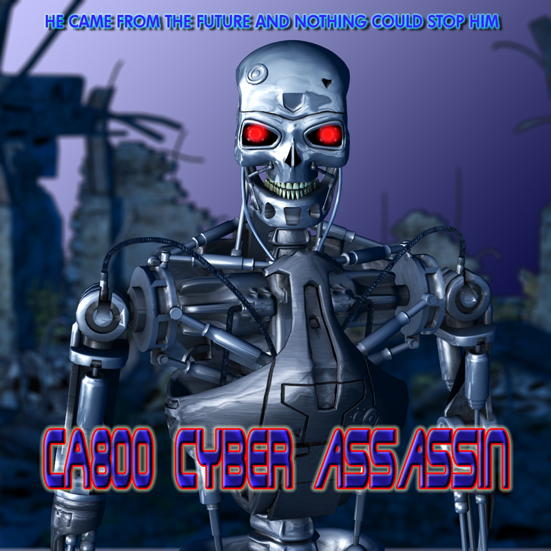 CA-800 Cyber Assassin