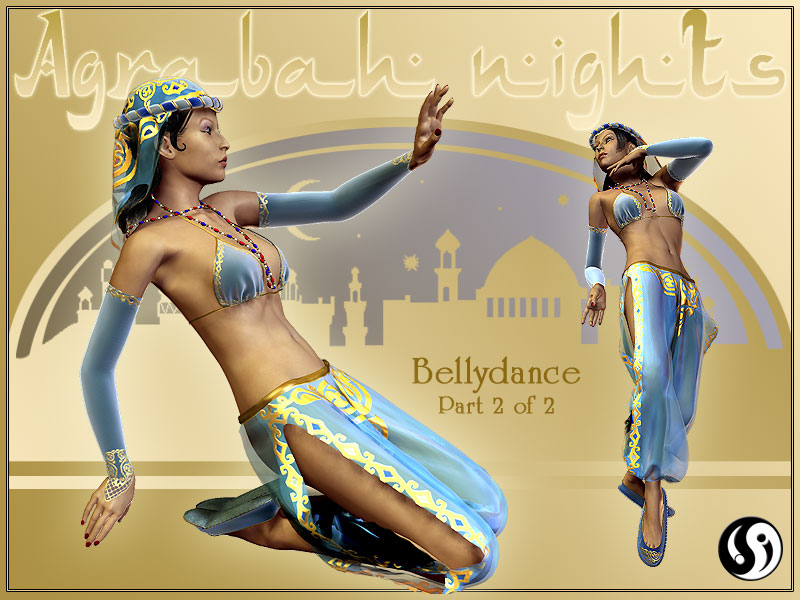 Agrabah Nights: V4 BellyDance part 2