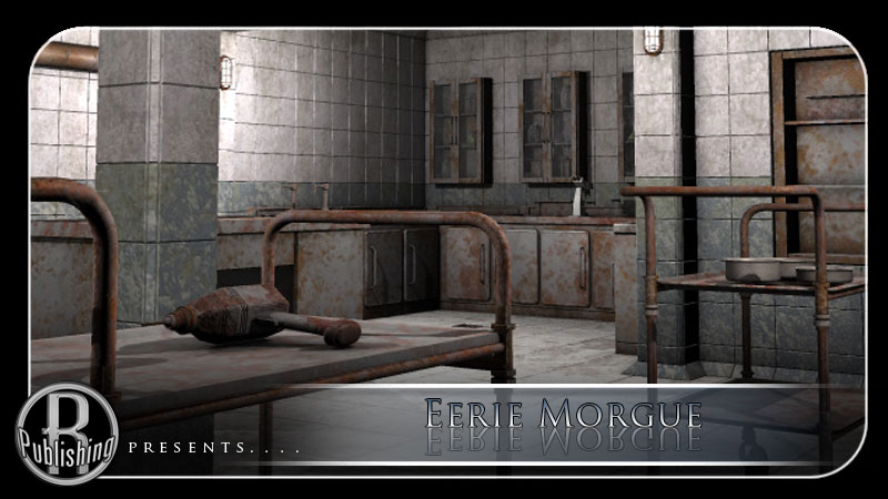 Eerie Morgue (Poser, Vue and OBJ) by RPublishing