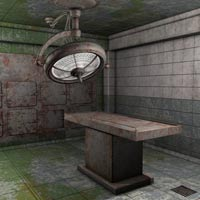 Eerie Morgue (Poser, Vue and OBJ) image 1