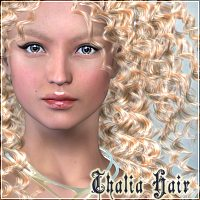 Thalia Hair 3D Figure Essentials Mairy