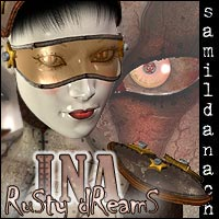 RuSty dReamS - INA (V4) 3D Figure Essentials _samildanach_