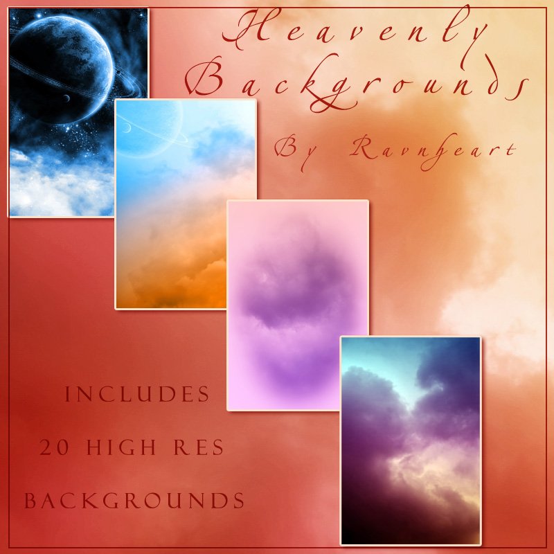 Heavenly Backgrounds
