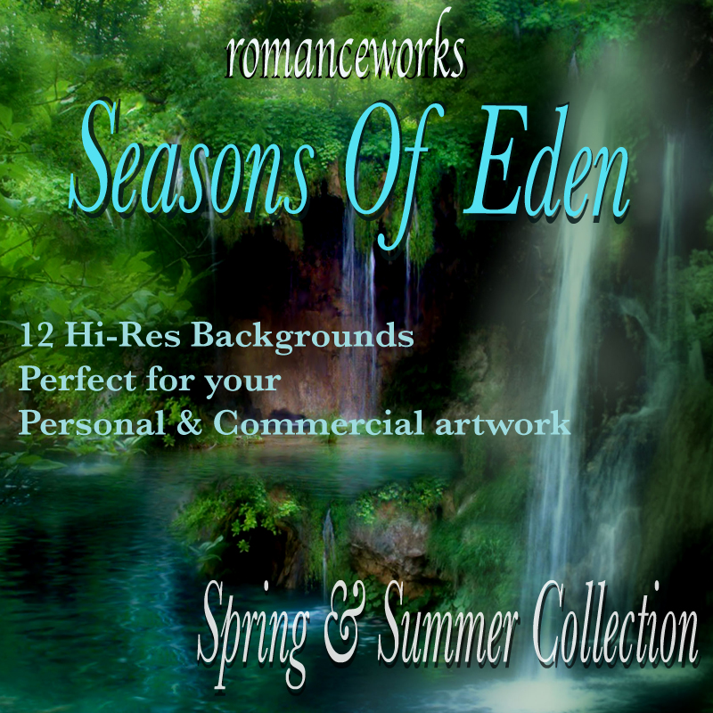 Seasons of Eden - Spring & Summer Collection