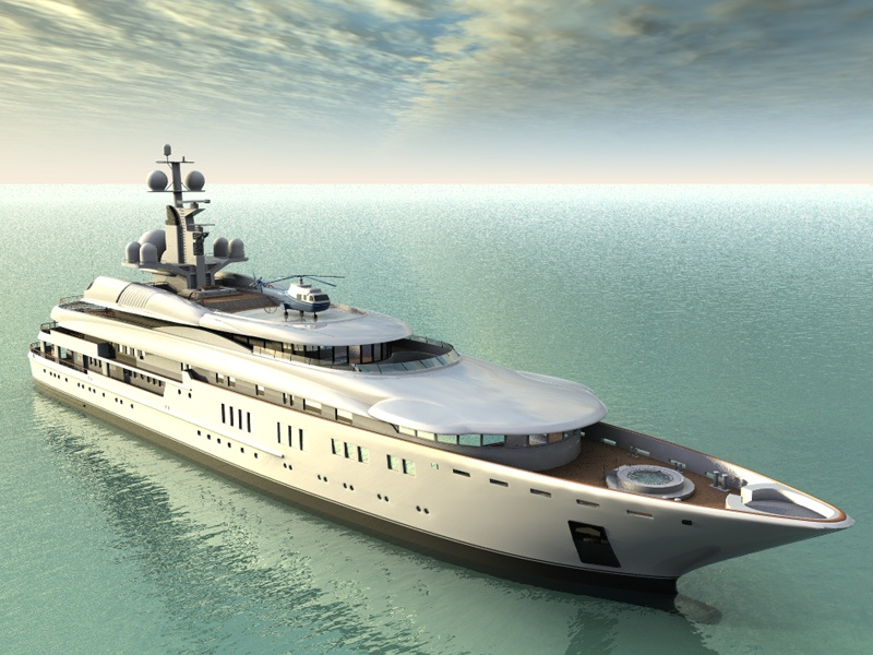 SuperYacht NorthStar