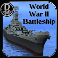 WW2 Battleship Themed Props/Scenes/Architecture Transportation RPublishing