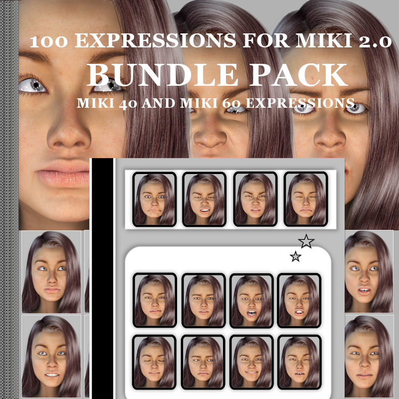 Bundle Expressions for Miki 2.0